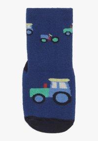 Ewers - SOFTSTEP TRECKER 2 PACK  - Ponožky - ultramarin/grau - 3