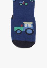 Ewers - SOFTSTEP TRECKER 2 PACK  - Ponožky - ultramarin/grau - 5