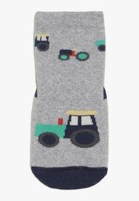 Ewers - SOFTSTEP TRECKER 2 PACK  - Ponožky - ultramarin/grau - 2