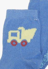 Ewers - FAHRZEUGE LASTER 6 PACK - Sokken - grün/blau - 3