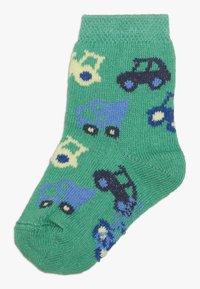 Ewers - FAHRZEUGE LASTER 6 PACK - Sokken - grün/blau - 1