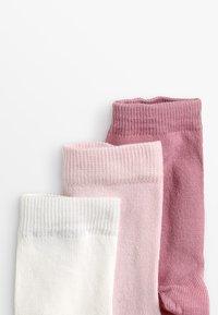 Ewers - 6 PACK - Ponožky - latte/cremé/wildrose - 5