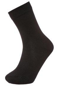 Ewers - 6 PACK - Ponožky - black/anthrazit melange/grau melange - 2