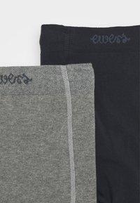 Ewers - 2 PACK - Punčocháče - grey/marine - 5