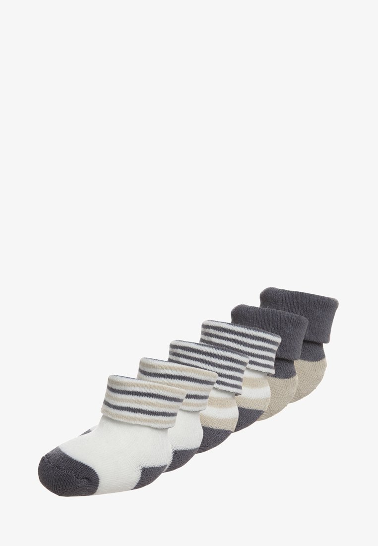 Ewers - BABY BASIC 6 PACK - Ponožky - off-white