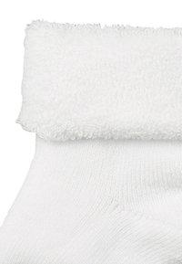 Ewers - BABY BASIC 6 PACK - Ponožky - white - 1