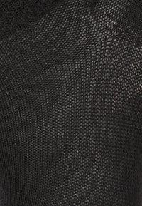 Ewers - SNEAKER UNI KINDERSÖCKCHEN 6 PACK - Chaussettes - schwarz/weiß - 2