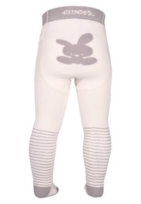 Ewers - BABYTIGHT WELCOME BABY 2 PACK - Collants - silber - 1