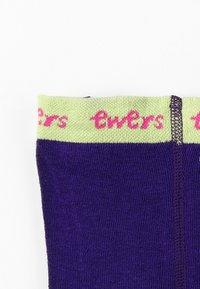 Ewers - BABY REHKITZ 2 PACK - Collants - beere - 6