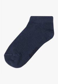 Ewers - SPORTIV 4 PACK - Socks - tinte/weiß - 3