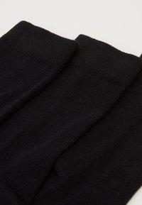 Ewers - KIDS SOCKS  3 PACK - Ponožky - black - 1