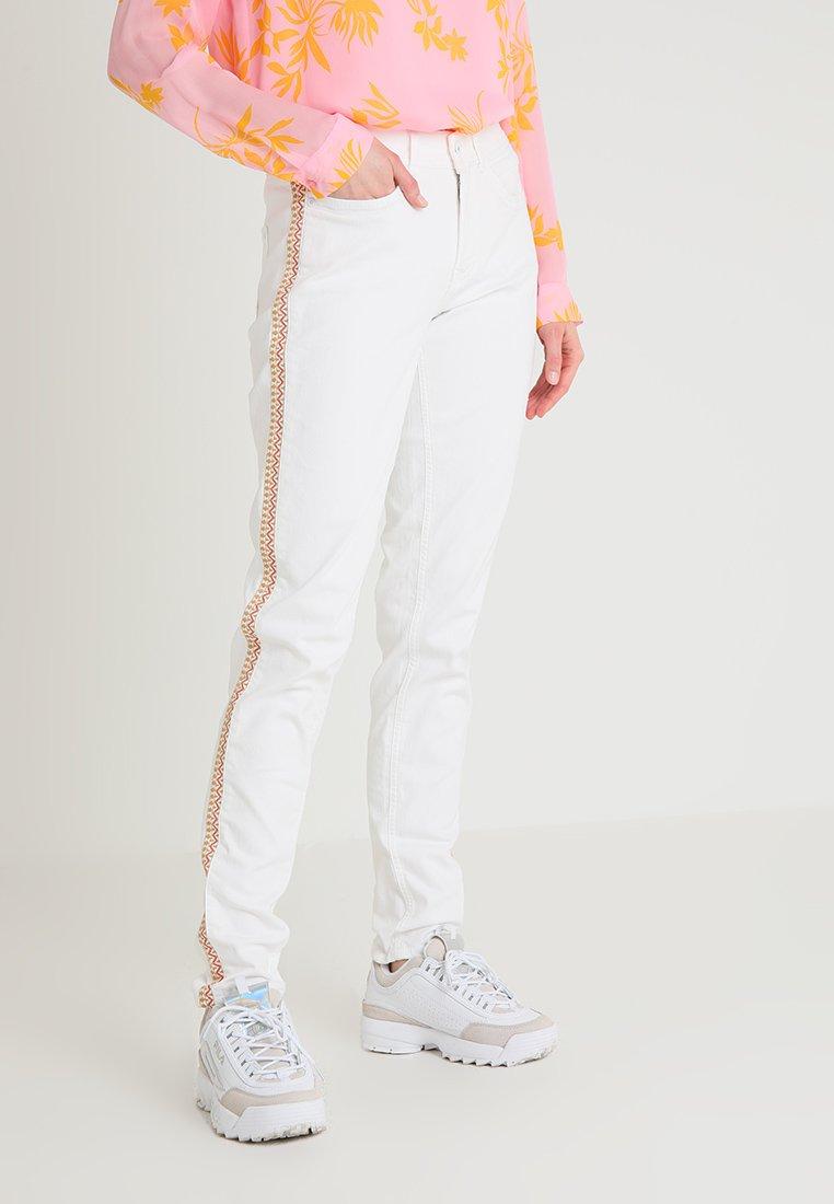 Expresso - CALISTA - Kalhoty - gebrochen weiß