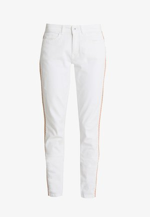 CALISTA - Trousers - gebrochen weiß