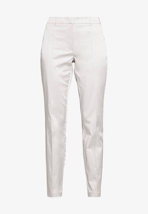 AAFKE - Pantaloni eleganti - hellgrau