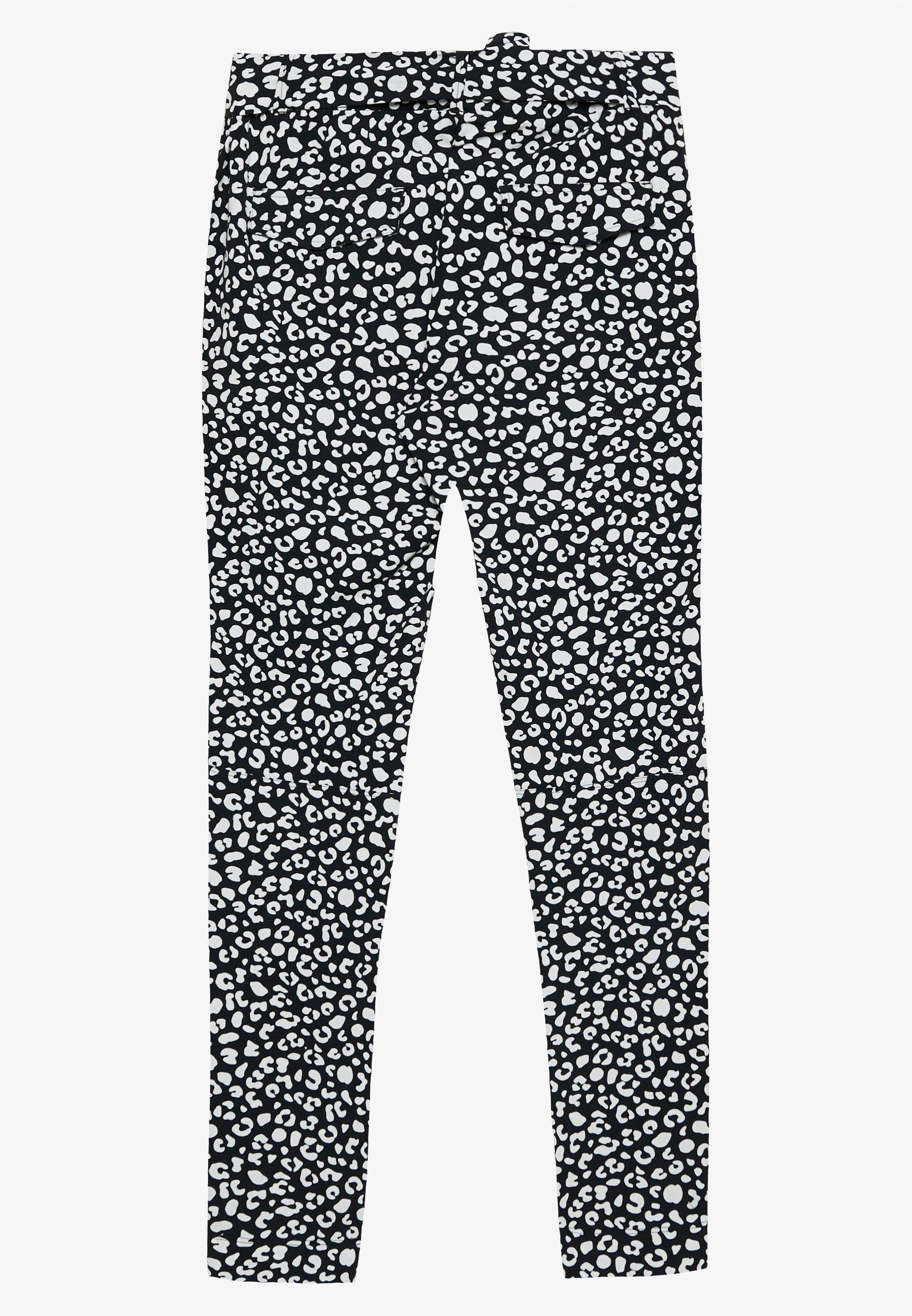 Expresso DEANNE - Spodnie materiałowe - schwarz