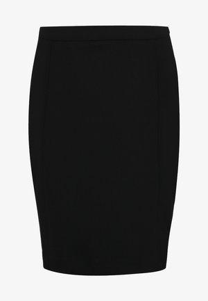 XOON - Spódnica ołówkowa  - black