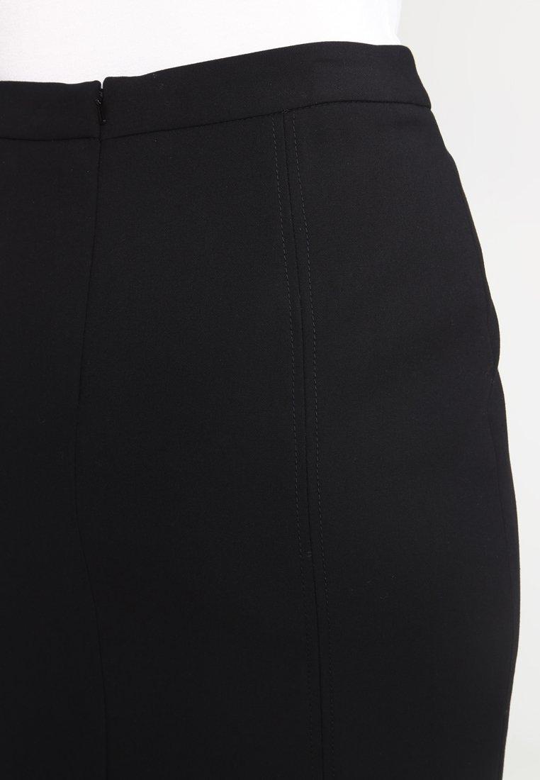 Expresso XOON - Spódnica ołówkowa  - black