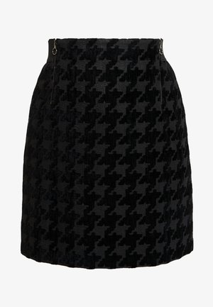 MELROSE - A-line skirt - schwarz