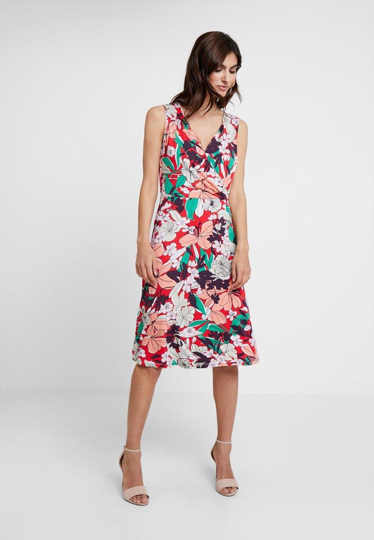 Expresso - ELONA - Žerzejové šaty - multi-coloured