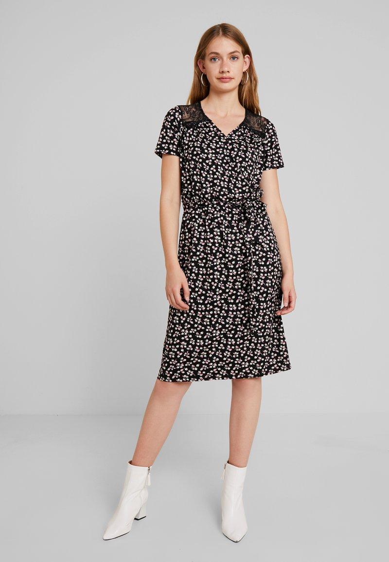 Expresso - Jerseykjole - svart