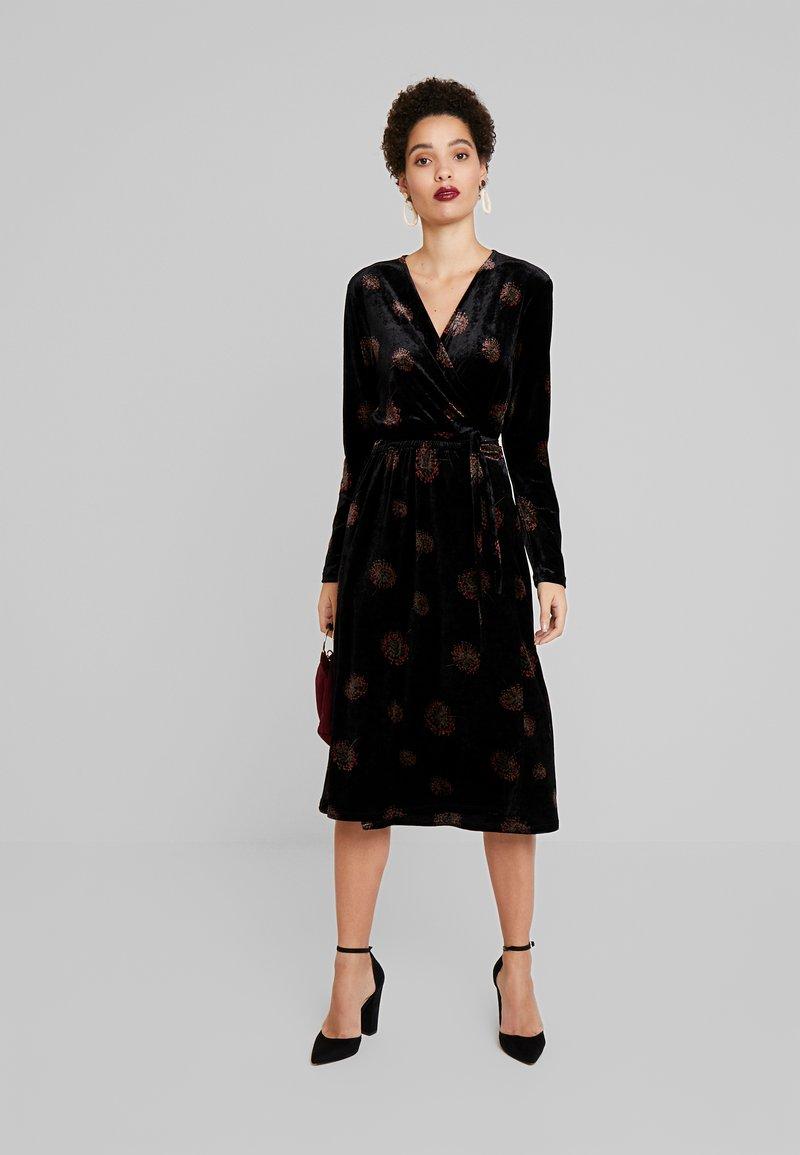 Expresso - MILJA - Day dress - schwarz