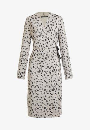 PETULA - Žerzejové šaty - beige meliert