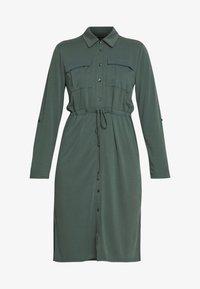 Expresso - CEYDA - Denní šaty - dark green - 4
