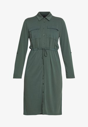 CEYDA - Day dress - dark green