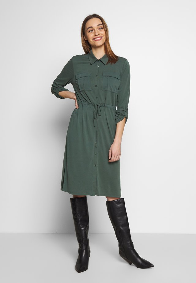 CEYDA - Day dress - dark green