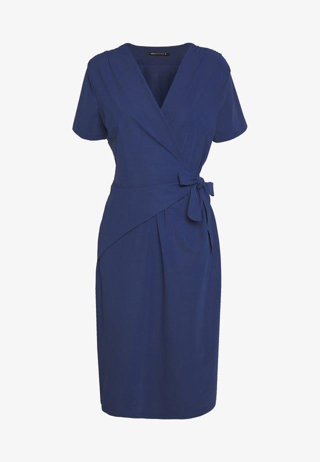 ELLEMIEK - Korte jurk - blau