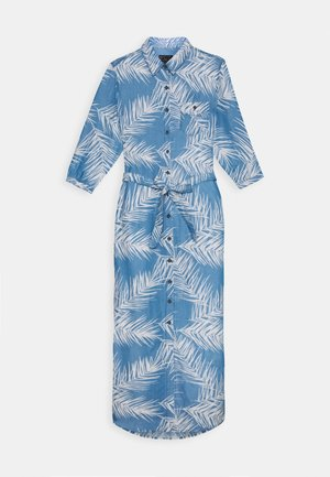 ELYANA - Robe longue - hellblau denim