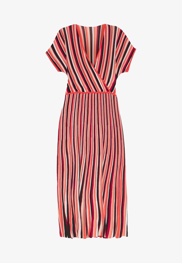 FELICIA - Gebreide jurk - mehrfarbig