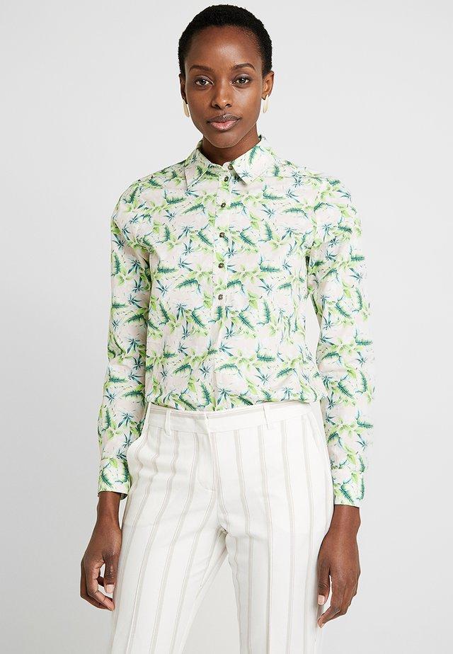 DEMIRA - Bluse - seegrün