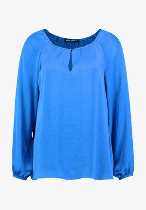 KATE - Blouse - radiant blue