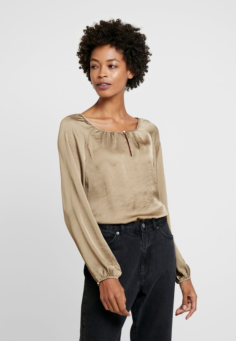 Expresso - KATE - Blouse - brass