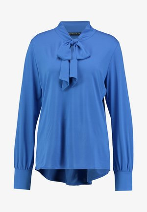 KEISHA - Long sleeved top - radiant blue