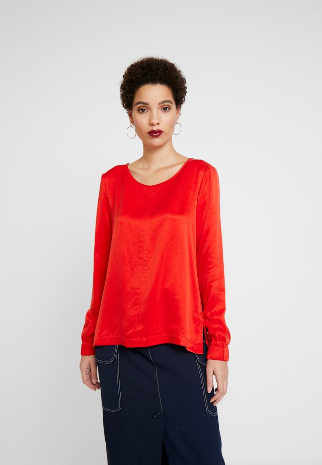 MIMI - Bluser - bright red