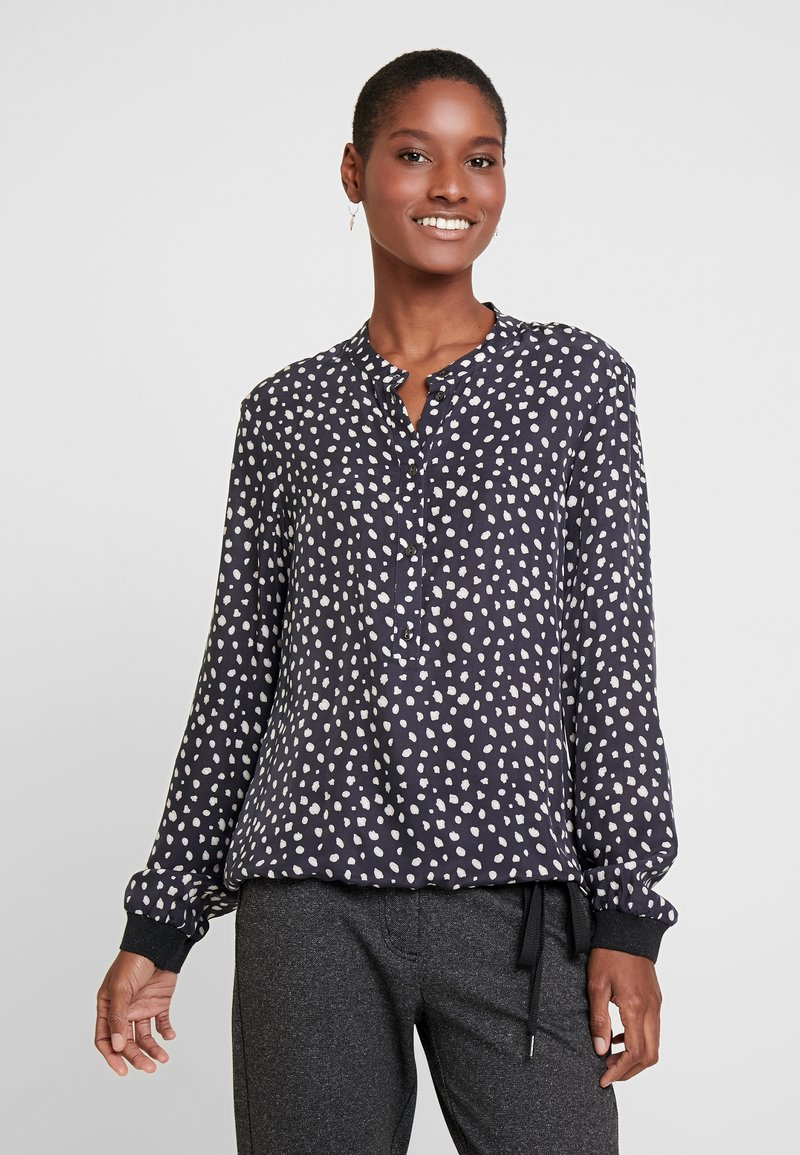 Expresso - POLLY - Blouse - dunkelgrau