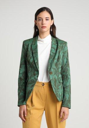 Blazer - dunkelgrün