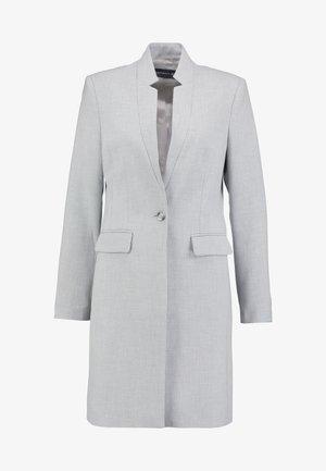 LEONIE - Krótki płaszcz - steel grey melange