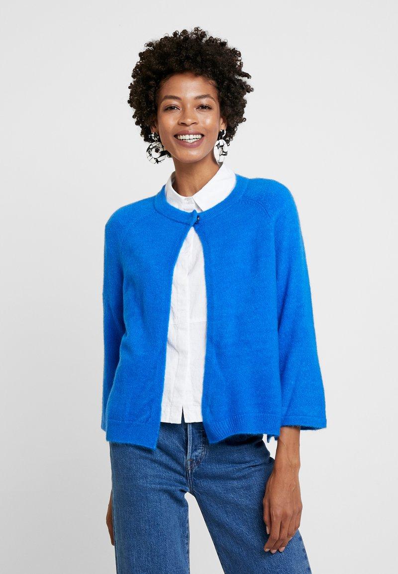 Expresso - KARINA - Cardigan - radiant blue