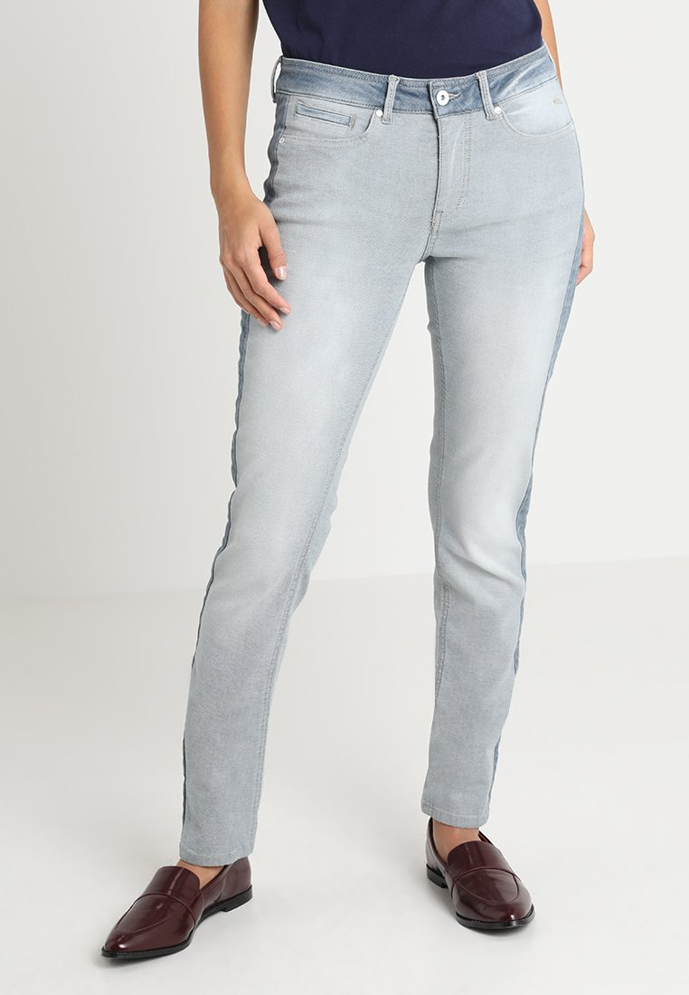 Expresso - ALINA - Slim fit jeans - light-blue denim