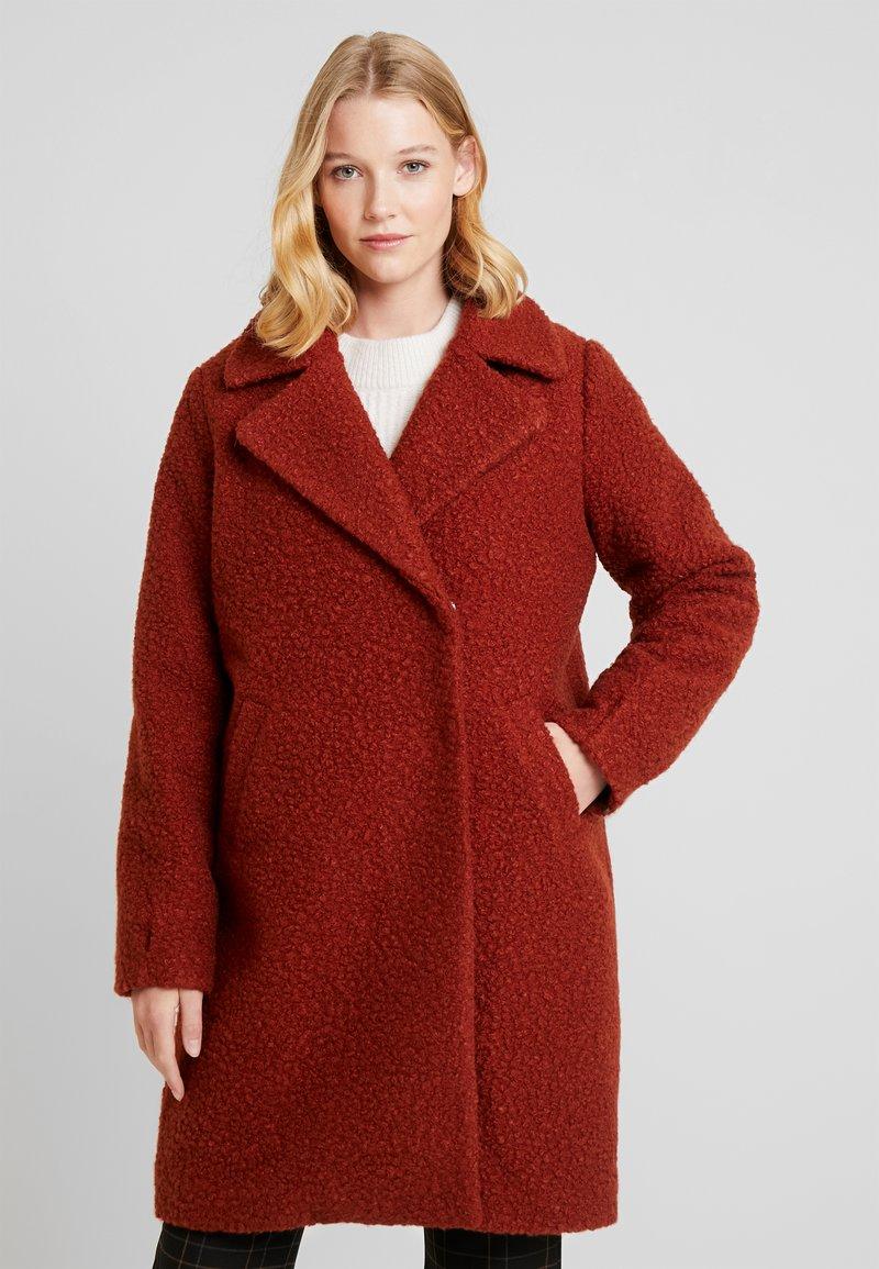 Expresso - JANTIEN - Frakker / klassisk frakker - rotbraun