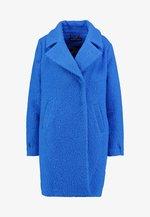 Classic coat - radiant blue