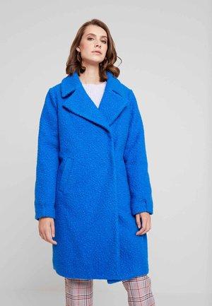 Zimní kabát - radiant blue