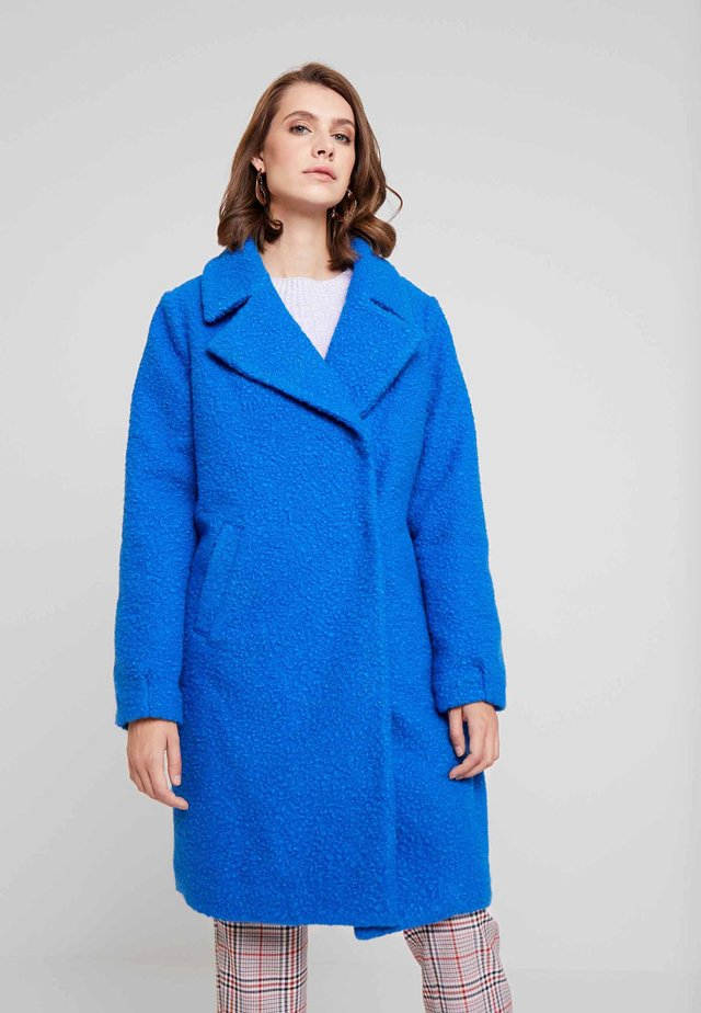 Kåpe / frakk - radiant blue