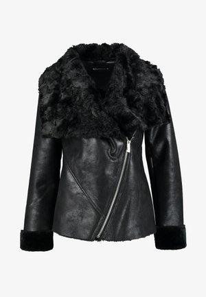 MANOAH - Winter jacket - schwarz