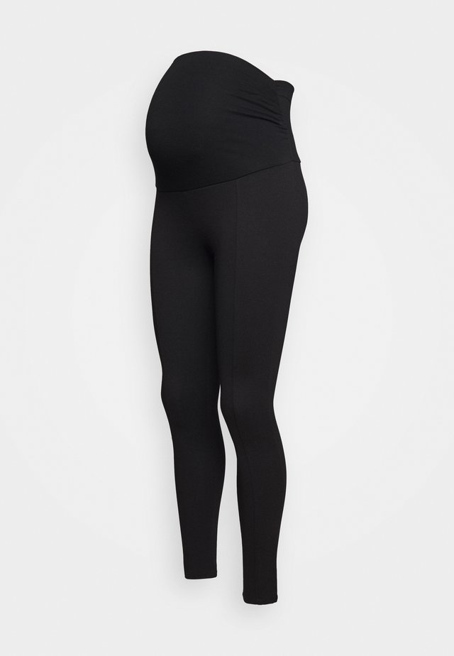 PUNTO LEGGING TROUSER - Legíny - black