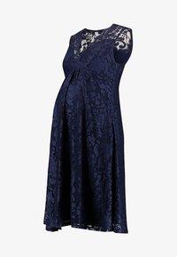 Anna Field MAMA - Vestido de cóctel - maritime blue - 4