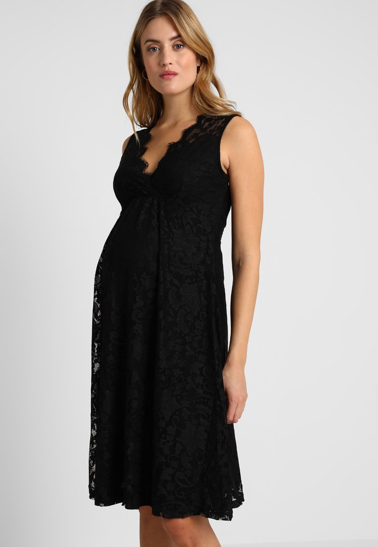 Anna Field MAMA - Cocktail dress / Party dress - black